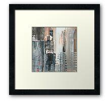 New York Series 2015 009 Framed Print