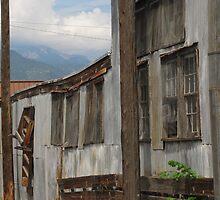 """Old Building in Colorado Springs"" by dfrahm"
