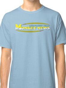Chimpanzee That! Monkey News Classic T-Shirt