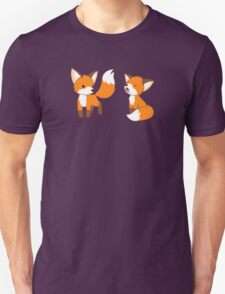 Cute Little Foxes T-Shirt