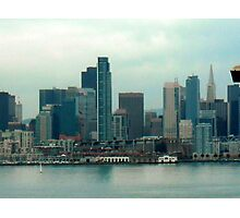 San Francisco, CA Photographic Print