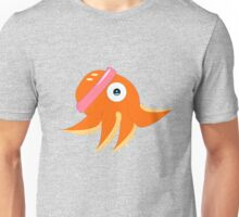 octopus cute kawaii Unisex T-Shirt