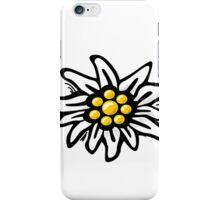 Edelweiss  iPhone Case/Skin