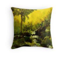 Memories of North Queensland, Australia - 2 Throw Pillow