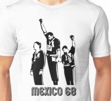 1968 Olympics Black Power Salute V2 Unisex T-Shirt