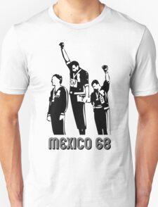 1968 Olympics Black Power Salute V2 T-Shirt