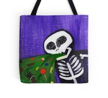 Too Much Candy Andy Tote Bag