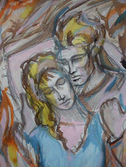 East of Eden  by Anthea  Slade