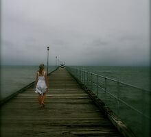 On a Pier to Nowhere. by HarryHasapis
