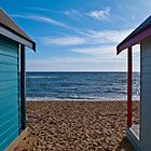Beach huts by liza1880