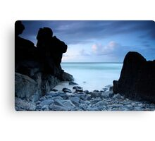 Guardian Rocks Canvas Print