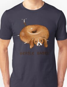 Beagle Bagel Unisex T-Shirt