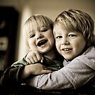 Brothers and Buddies by AFogArty
