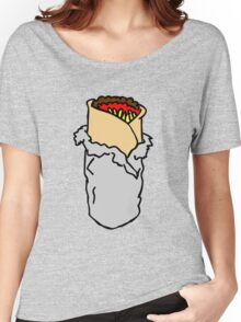 Burrito! Women's Relaxed Fit T-Shirt