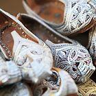 Arabic Shoes by Helen Shippey