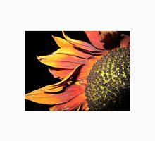 Sunflower at night Unisex T-Shirt
