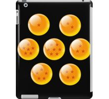 Dragon Balls 7 iPad Case/Skin