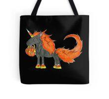 Halloween Unicorn Tote Bag