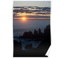 The Pinnacles - Cape Woolamai Poster