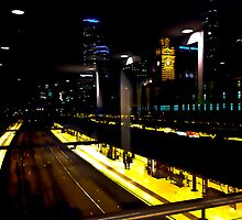 Melbourne view by Kat06