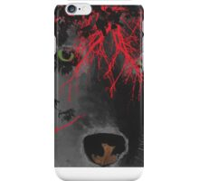 Creature of the Night - The Beast iPhone Case/Skin