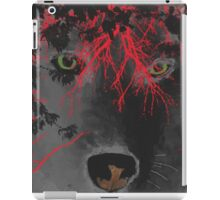 Creature of the Night - The Beast iPad Case/Skin