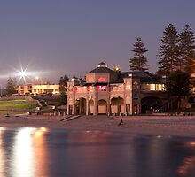 Indiana Tea House,Cottesloe beach by MarcRusso