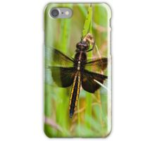 Widow Dragonfly iPhone Case/Skin