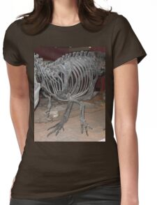 Cool Tyrannotitan Womens Fitted T-Shirt