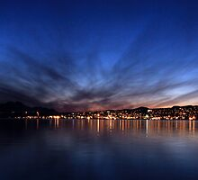 Tromso city by Frank Olsen