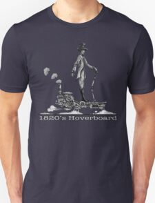 Steampunk Hoverboard T-Shirt