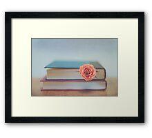 Summer Reading Framed Print