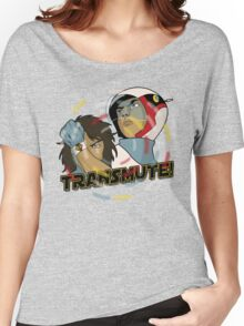 Transmute Women's Relaxed Fit T-Shirt