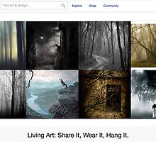 Eerie - 3 July 2011 by The RedBubble Homepage