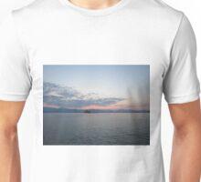 Bourtzi at sunset Unisex T-Shirt