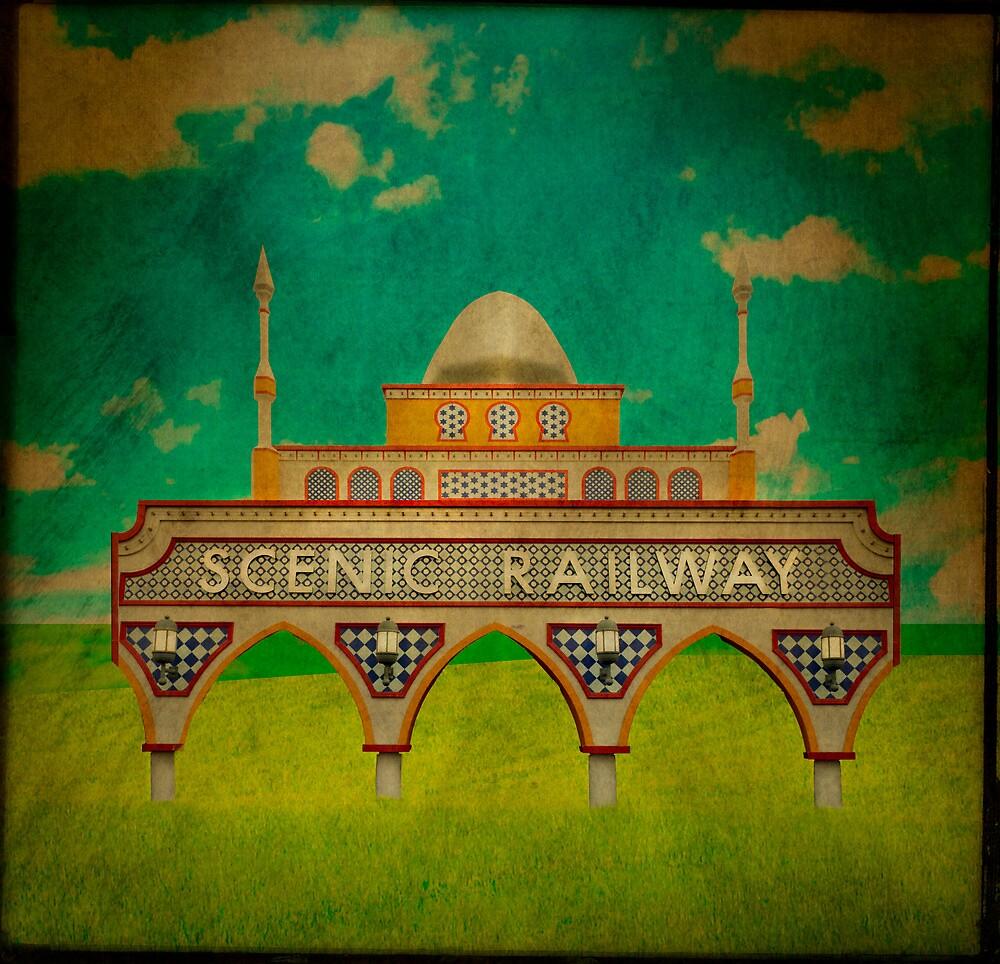 Scenic Railway by Melinda Kerr
