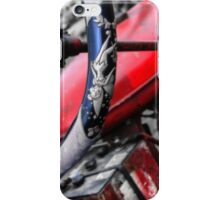 Tinker Bell's Tractor  iPhone Case/Skin