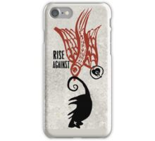 Rise Against Long Forgotten Songs Bird+Mouse Edit iPhone Case/Skin