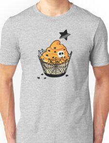 Spiderweb Cupcake Unisex T-Shirt