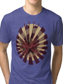 Inkscape Swirl Tri-blend T-Shirt