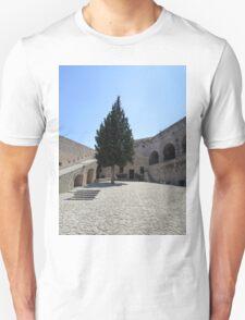 Palamidi fortress in Nafplio Unisex T-Shirt
