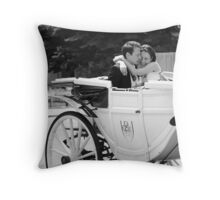 The Engagement III Throw Pillow