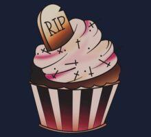 R.I.P Cupcake Kids Tee