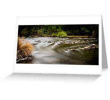 ~ flow ~ Greeting Card