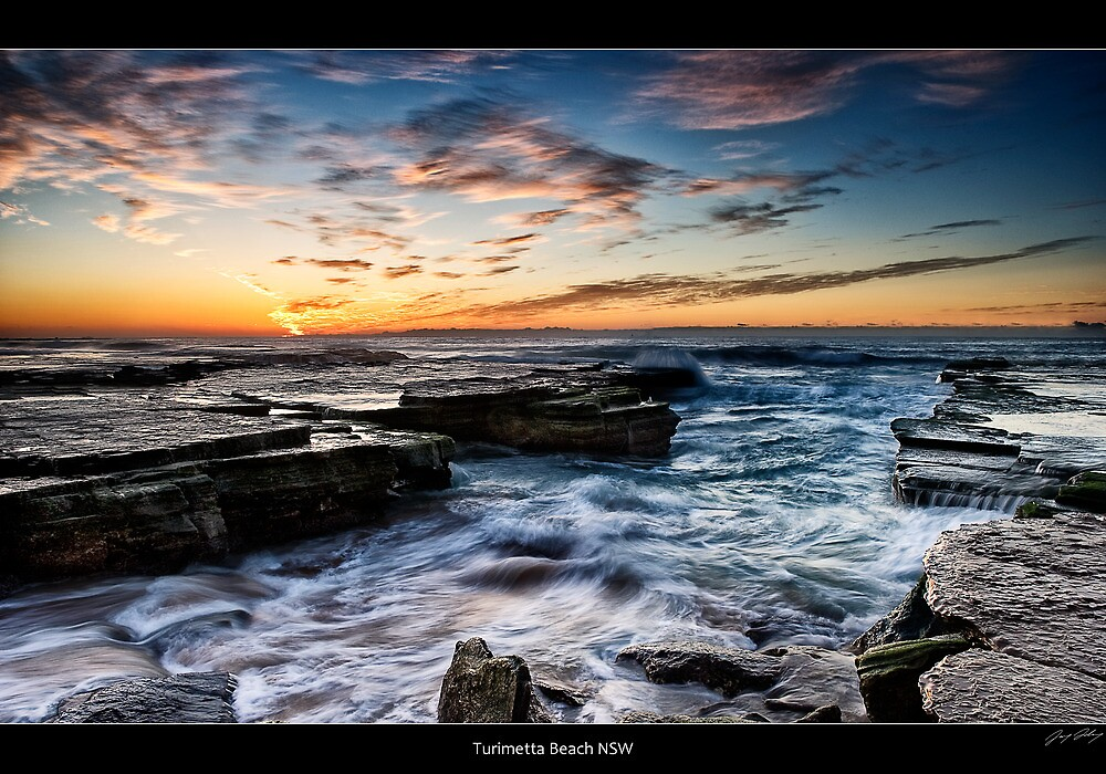 Turimetta Beach by JayDaley