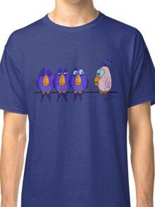 """BIRDS"" Classic T-Shirt"
