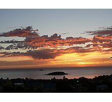 Dawn in Victor Harbor  Photographic Print