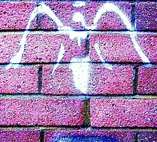 Urban Angel - Pink by Vincent J. Newman