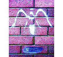 Urban Angel - Pink Photographic Print