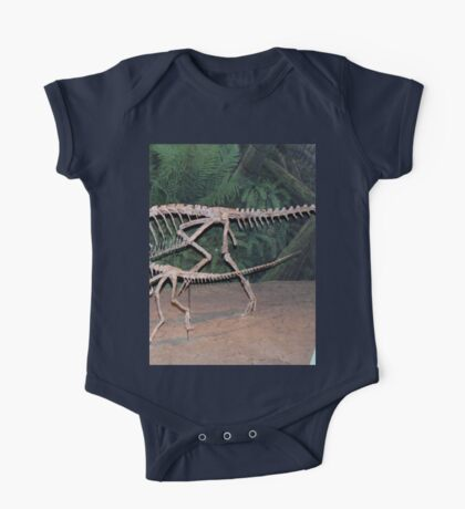 Funky Coelophysis One Piece - Short Sleeve